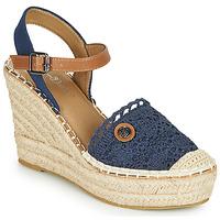 Pantofi Femei Sandale  Tom Tailor DEB Albastru