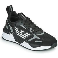 Pantofi Bărbați Pantofi sport Casual Emporio Armani EA7 BLACES Negru