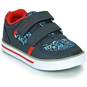 Pantofi Băieți Pantofi sport Casual Chicco FREDERIC Albastru / Roșu