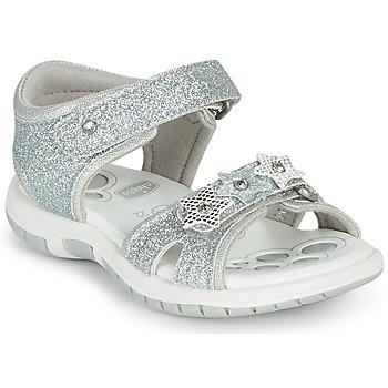 Pantofi Fete Sandale  Chicco FABIANA Argintiu