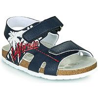 Pantofi Băieți Sandale  Chicco FIUME Albastru