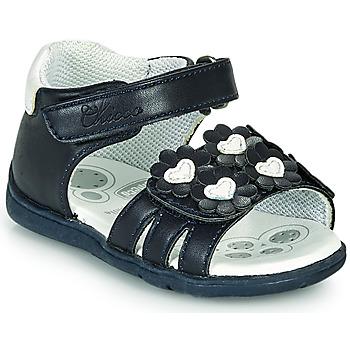 Pantofi Fete Sandale  Chicco GIOSTRA Albastru