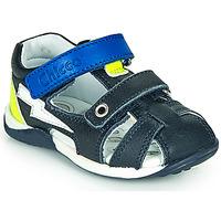 Pantofi Băieți Sandale  Chicco GALILEO Albastru
