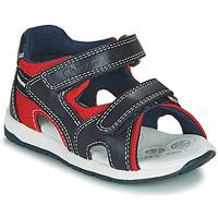 Pantofi Băieți Sandale  Chicco GEREMIA Blue