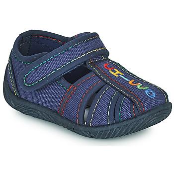 Pantofi Băieți Papuci de casă Chicco TULLIO Albastru