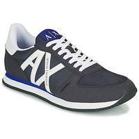 Pantofi Bărbați Pantofi sport Casual Armani Exchange ESPACIA Albastru / Albastru