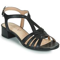 Pantofi Femei Sandale  Caprice 28201-022 Negru