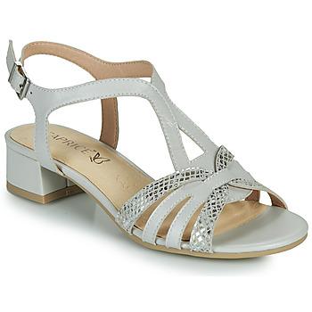 Pantofi Femei Sandale  Caprice 28201-233 Bej