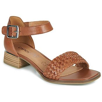 Pantofi Femei Sandale  Caprice 28208-303 Coniac