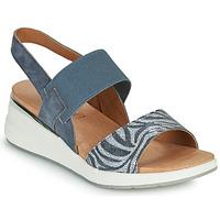 Pantofi Femei Sandale  Caprice 28306-849 Gri