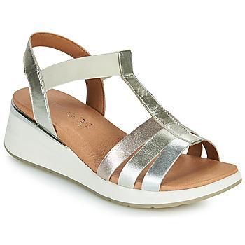 Pantofi Femei Sandale  Caprice 28308-970 Argintiu