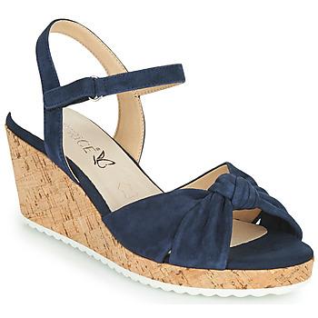 Pantofi Femei Sandale  Caprice 28713-857 Negru