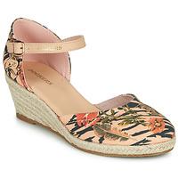 Pantofi Femei Espadrile Dockers by Gerli 36IS210-761 Roz