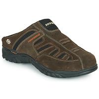 Pantofi Bărbați Saboti Dockers by Gerli 36LI005-320 Maro