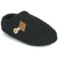 Pantofi Femei Papuci de casă Dockers by Gerli 39HO302-100 Negru