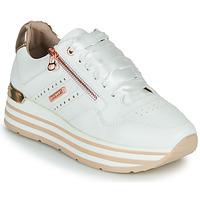 Pantofi Femei Pantofi sport Casual Dockers by Gerli 44CA207-592 Alb