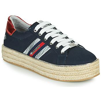 Pantofi Femei Pantofi sport Casual Dockers by Gerli 46GV202-660 Albastru