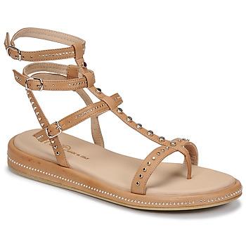 Pantofi Femei Sandale  Fru.it 6782-100-CASTORO Bej