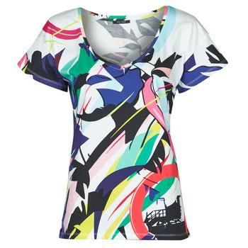 Îmbracaminte Femei Tricouri mânecă scurtă One Step MONA Multicolor