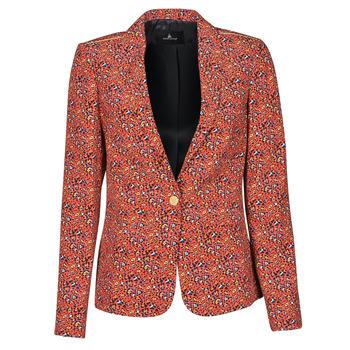 Îmbracaminte Femei Sacouri și Blazere One Step VINNY Roșu / Multicolor