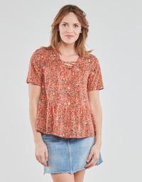 Îmbracaminte Femei Topuri și Bluze One Step CARA Roșu / Multicolor