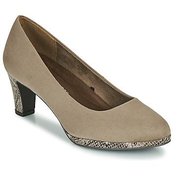 Pantofi Femei Pantofi cu toc Marco Tozzi 2-22409-35-347 Taupe