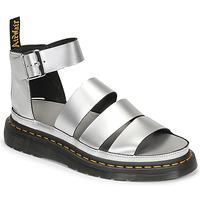 Pantofi Femei Sandale  Dr Martens CLARISSA II Argintiu