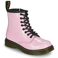 Pantofi Fete Ghete Dr Martens 1460 J Roz