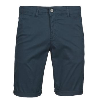 Îmbracaminte Bărbați Pantaloni scurti și Bermuda Teddy Smith SHORT CHINO Albastru