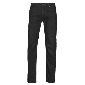 Îmbracaminte Bărbați Jeans slim Teddy Smith REEPLE ROCK Negru