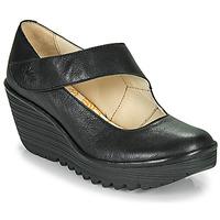 Pantofi Femei Pantofi cu toc Fly London YASI Negru