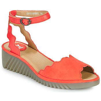 Pantofi Femei Sandale  Fly London LUME Roșu