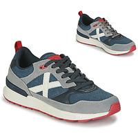 Pantofi Bărbați Pantofi sport Casual Munich ALPHA 51 Gri / Albastru