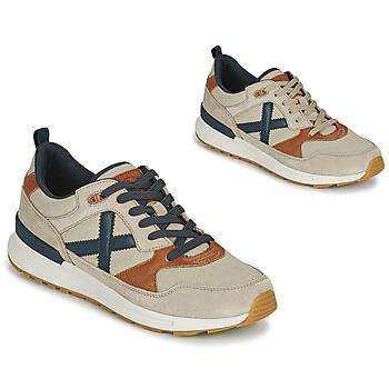 Pantofi Bărbați Pantofi sport Casual Munich ALPHA 49 Bej / Albastru