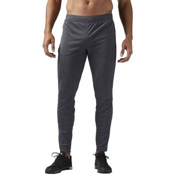 Îmbracaminte Bărbați Pantaloni de trening Reebok Sport Speedwick Knit Grafit
