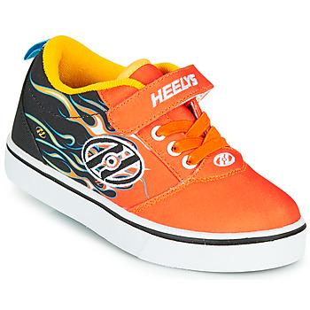 Pantofi Băieți Pantofi cu Role Heelys PRO 20 X2 Negru / Portocaliu