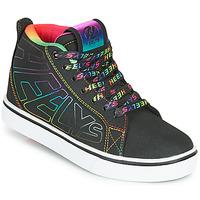Pantofi Fete Pantofi cu Role Heelys RACER 20 MID Negru / Multicolor
