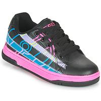 Pantofi Fete Pantofi cu Role Heelys SPLINT Negru / Multicolor