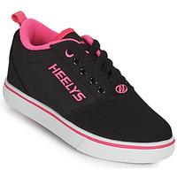 Pantofi Fete Pantofi cu Role Heelys PRO 20'S Negru / Roz
