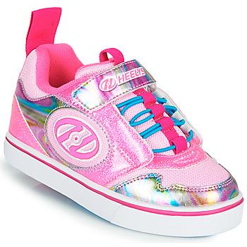 Pantofi Fete Pantofi cu Role Heelys ROCKET X2 Roz
