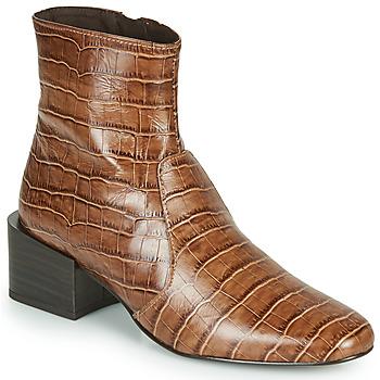 Pantofi Femei Botine Jonak BABOU Maro