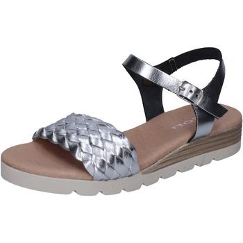 Pantofi Femei Sandale  Rizzoli Sandale BK606 Argint