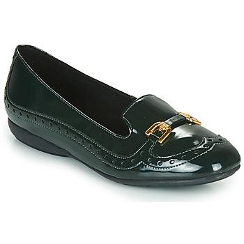 Pantofi Femei Balerin și Balerini cu curea Geox D ANNYTAH Verde