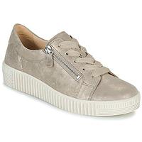 Pantofi Femei Pantofi sport Casual Gabor 6333462 Bej / Auriu