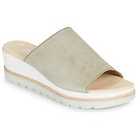 Pantofi Femei Papuci de vară Gabor 6464319 Taupe