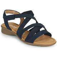 Pantofi Femei Sandale  Gabor 6606636 Albastru