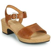 Pantofi Femei Sandale  Gabor 6272153 Camel