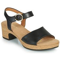 Pantofi Femei Sandale  Gabor 6272157 Negru