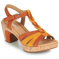 Pantofi Femei Sandale  Gabor 6273442 Coniac