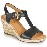 Pantofi Femei Sandale  Gabor 6282457 Negru
